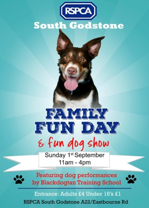 RSPCA South Godstone Family Fun Day