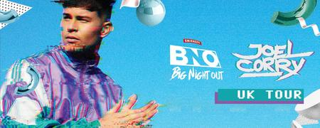 Smrinoff Big Night Out: Joel Corry UK Tour