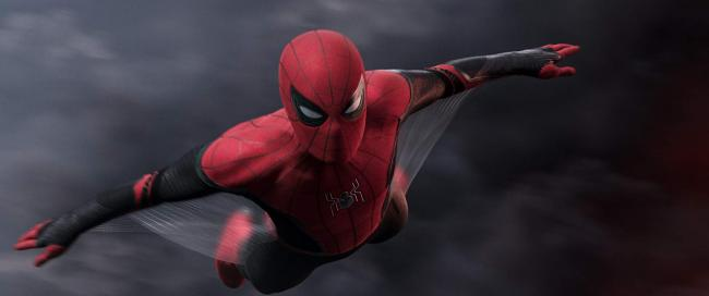 Spider-Man: Far from Home (12A)