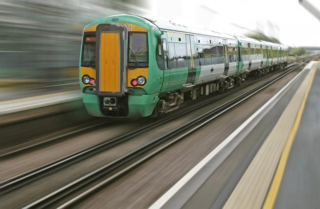 Severe delays and cancellations expected until 11am due to a person being hit by a train between Haywards Heath and Brighton.