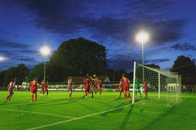 Corinthian-Casuals slump to second straight defeat as Merstham take points