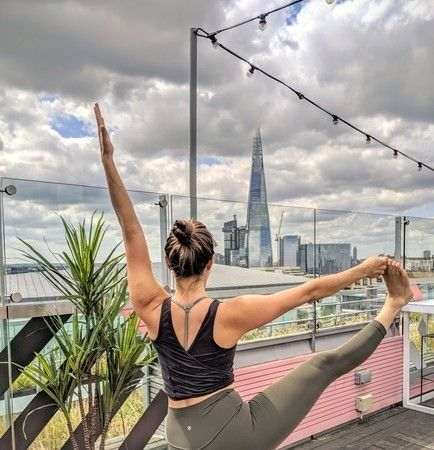 Rooftop Yoga and Breakfast - 'ABS-olutely CORE-geous'