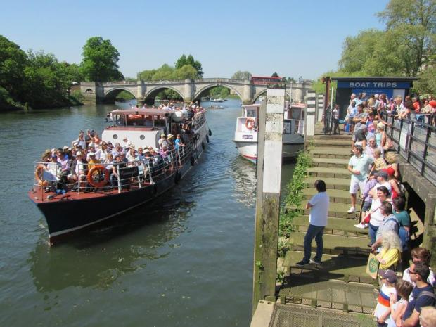 Richmond and Twickenham Hours: