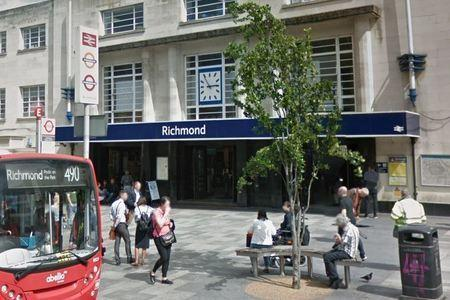 Richmond Station has the third most expensive car parking charges in London.