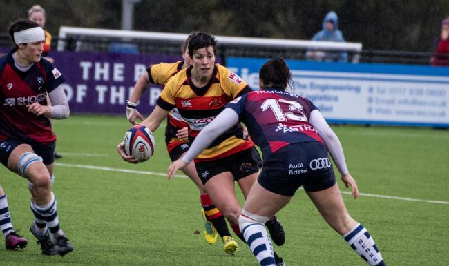 Richmond Women downed 26-18 at Bristol