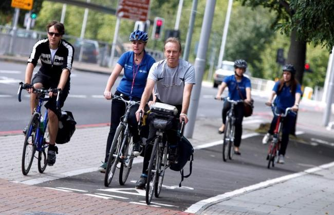 Richmond is currently developing a strategy that will encourage residents to become more active through walking and cycling.