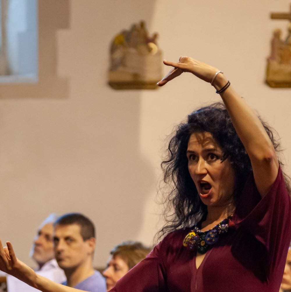 Ashirah - I Will Sing : Come and Sing Choral Workshop
