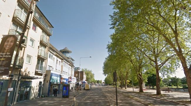 Feltham High Street. Image: Google Maps