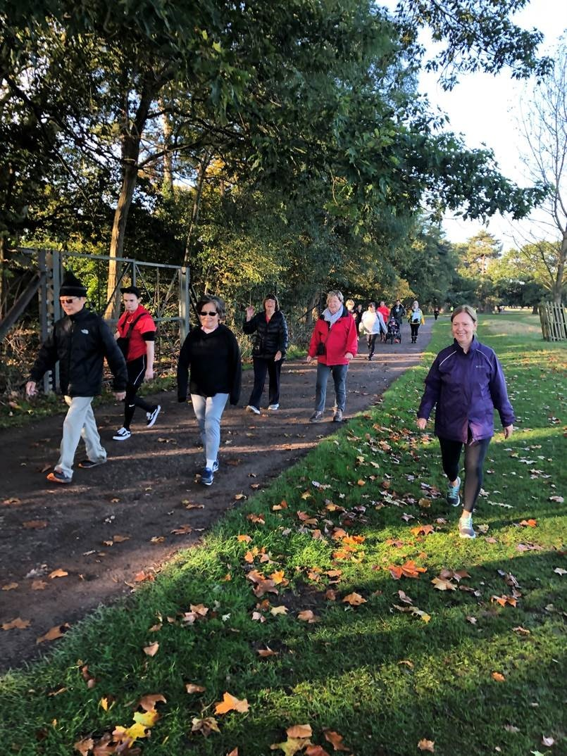 Mayor To Join Hampton Wick Surgery Patients For Morning Run