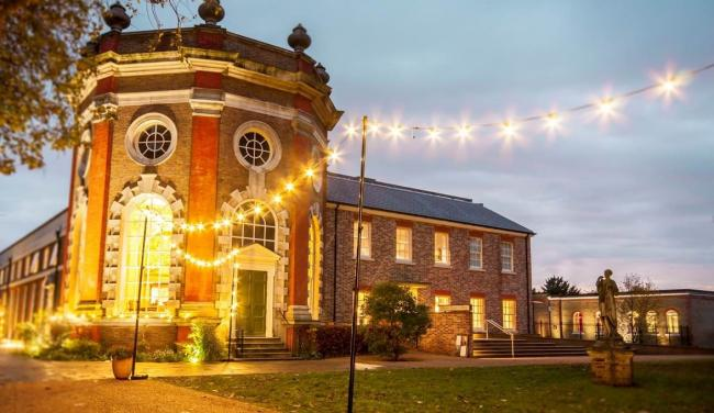 The festive market will be held at Orleans House Gallery from December 1.