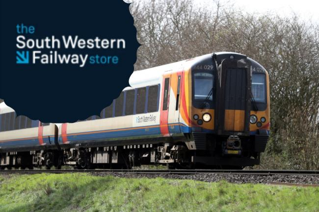 South Western Failway website launched