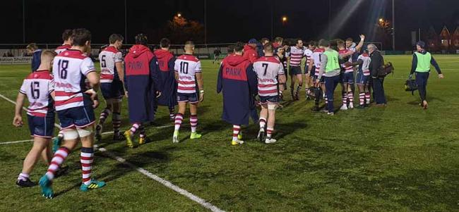 Bonus point win at The Roc sends Park top of National League 1