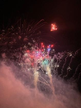 Fireworks: Friends or Foes? By Isabella Beling, Notre Dame School