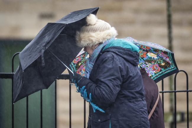 Weather warning issued across all of London