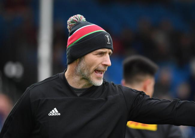 Experience telling in London Irish defeat says Quins's Gustard