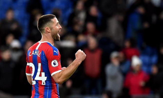 Who was the driving force in Palace's 1-0 win over Newcastle?