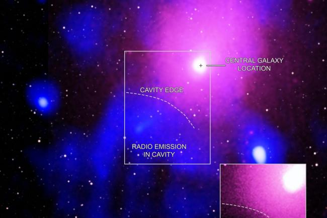 Biggest explosion 'since Big Bang' discovered by astronomers