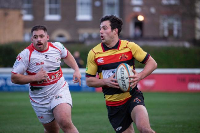Richmond travel to Rosslyn Park with a score to settle
