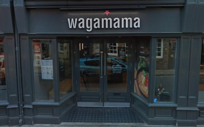 Cookery: Asian restaurant chain Wagamama. Picture: Pixabay