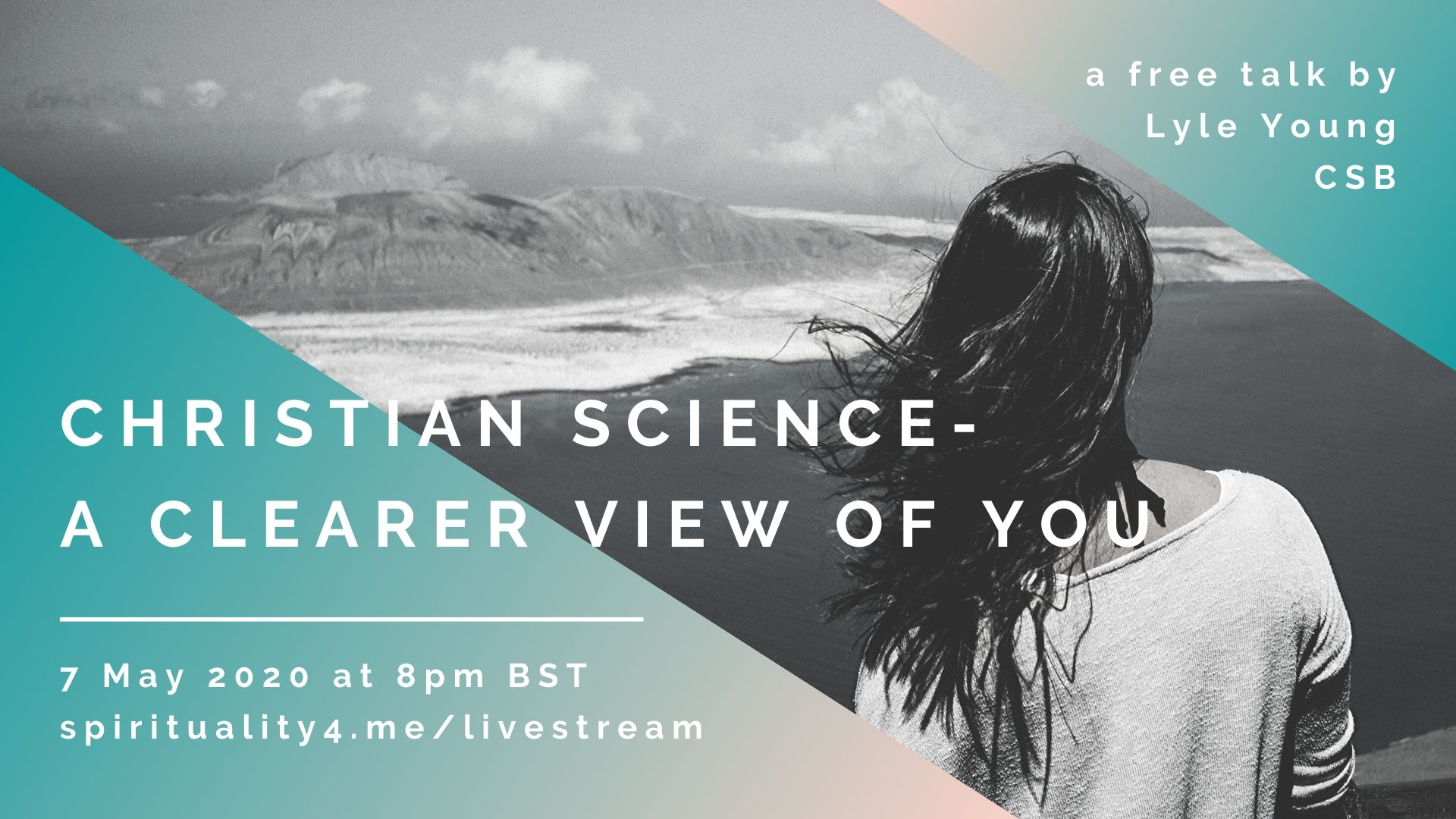 FREE ONLINE TALK: Christian Science- a clearer view of you