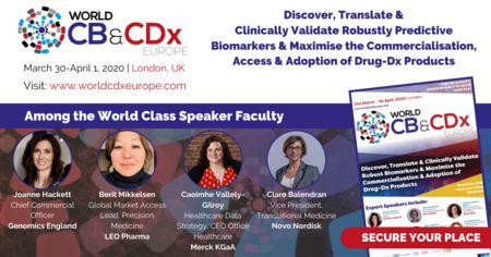 Clinical Biomarkers and World CDx Europe Summit