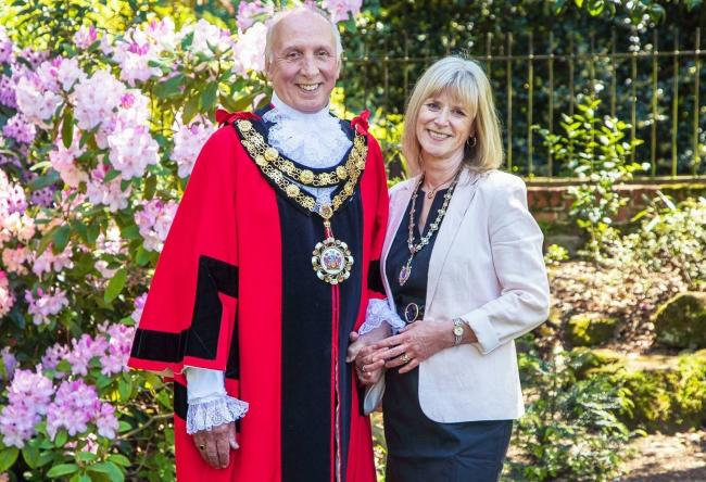 Cllr Geoff Acton will serve Richmond as Mayor for the next 12 months