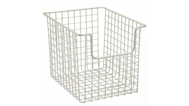 Richmond and Twickenham Times: Baskets can help organise all your bathroom essentials. Credit: Amazon