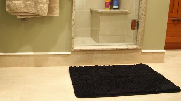 Richmond and Twickenham Times: A stylish bath mat can brighten up your space. Credit: Reviewed / Kori Perten