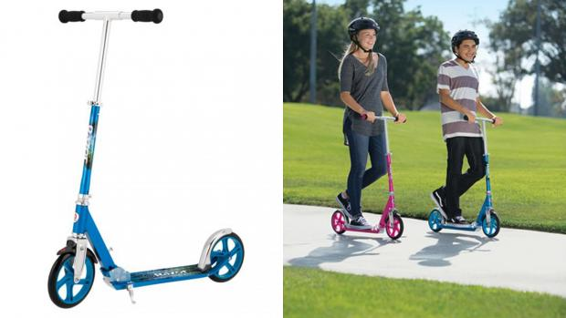 Richmond and Twickenham Times: Get scootin' around your neighbourhood with this deluxe Razor. Credit: Razor