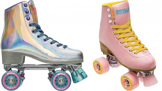 Richmond and Twickenham Times: Take part in this summer's hottest trend with these roller skates. Credit: Impala / Amazon