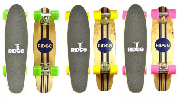 Richmond and Twickenham Times: Whether you're learning to skate for the first time or returning to the habit, this board is a great way to do it. Credit: Ridge Skateboards / Amazon