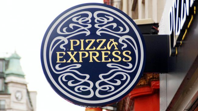 Pizza Express is reportedly planning to axe around 75 sites across the UK. Photo: PA Wire