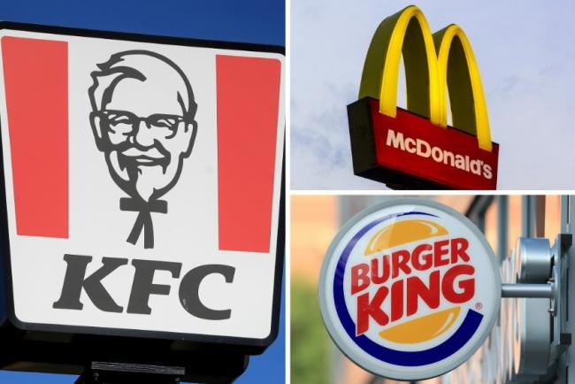 McDonald's, KFC and Burger King: These are the most unhealthy meals for kids. Picture:
