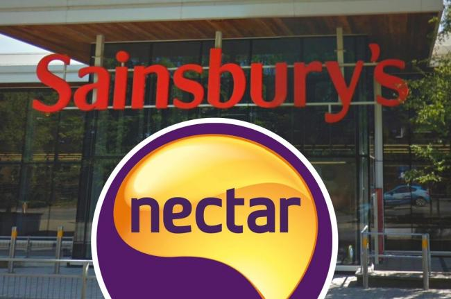 Sainsbury's Nectar Points: How shoppers can double their points - and trade them for vouchers, Picture: Newsquest