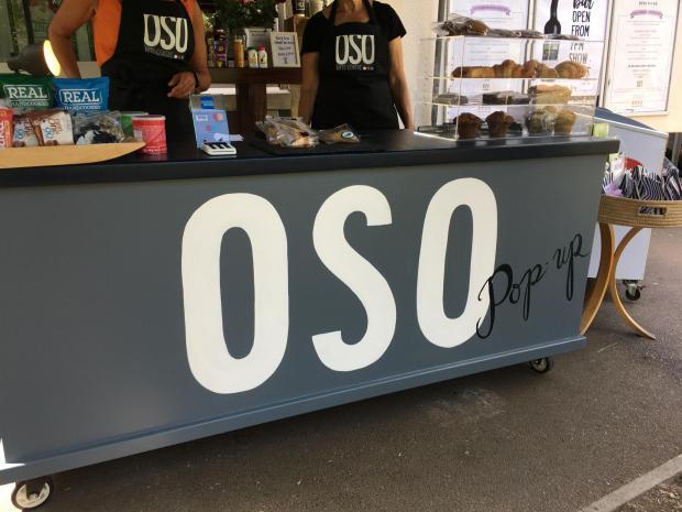 Richmond and Twickenham Times: OSO pop-up cafe