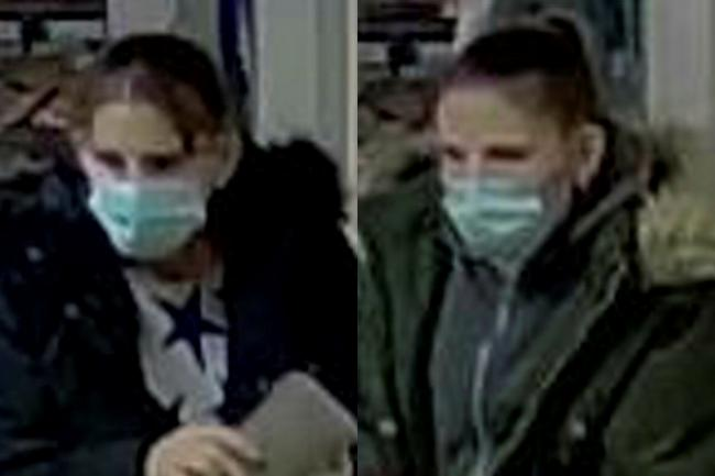 Two women wanted for thieving by Richmond Police