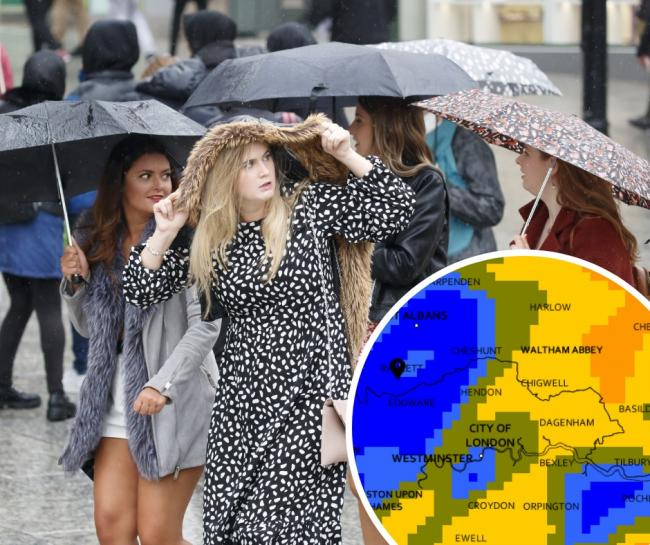 A yellow warning has been issued as Storm Barbara is set to strike England (Photo: PA)