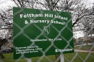 Closed: Feltham Hill Nursery and Infant School