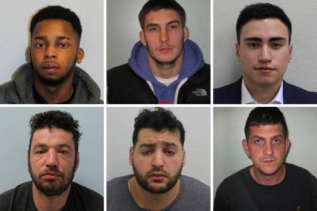 The Met Police have released a list of 10 of their most wanted high harm offenders in London.