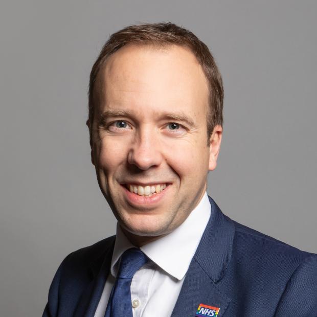 Richmond and Twickenham Times: Health Secretary Matt Hancock
