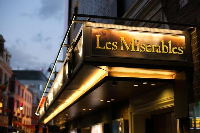 Les Miserables 30th Anniversary Gala Performance – London