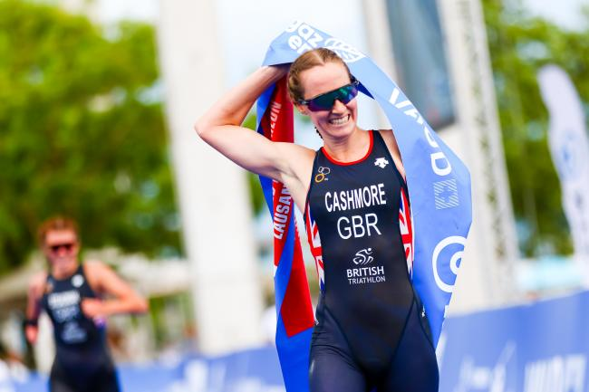 Image credit: Ben Lumley/British Triathlon