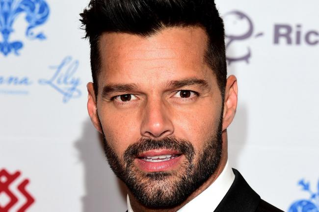 Ricky Martin will be part of the foundation which will launch a charity drive on Valentine's Day