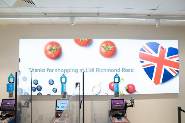 Richmond and Twickenham Times: Lidl, Putney High St