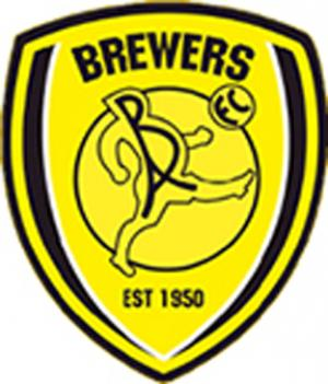 Richmond and Twickenham Times: Football Team Logo for Burton Albion