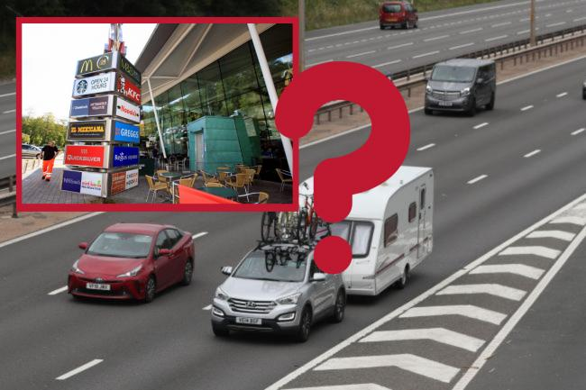 The UK's best and worst motorway service stations have been revealed after a survey by Which?