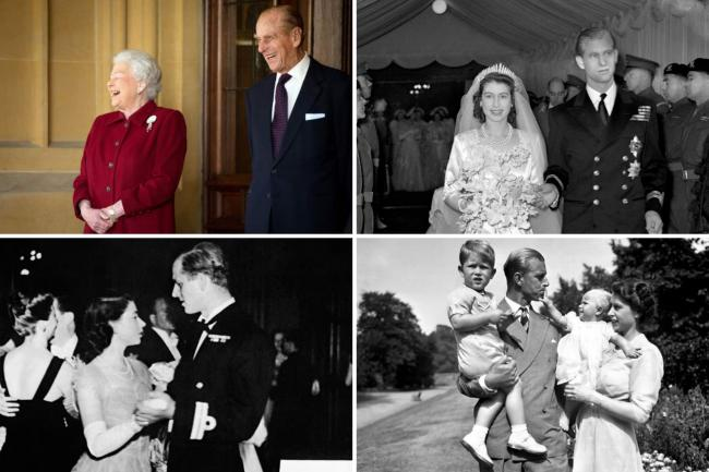 The story of how Prince Philip and the Queen fell in love. (PA/Canva)