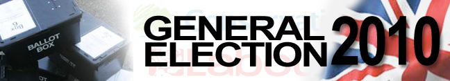 General Election SW London masthead 2010