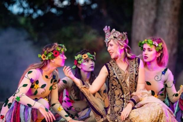Richmond and Twickenham Times: Titania and the Fairies