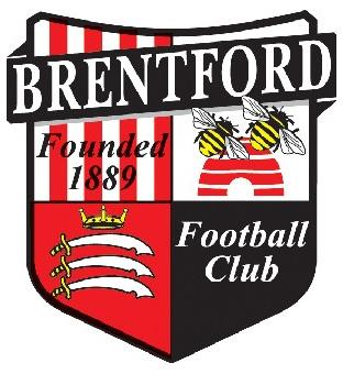 Richmond and Twickenham Times: Football Team Logo for Brentford